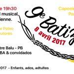9eme Batizado Capoeira Viola Paris