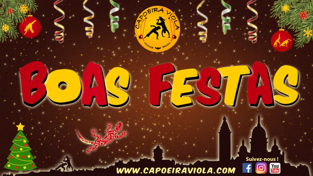 Capoeira Viola: bonnesfêtes2019